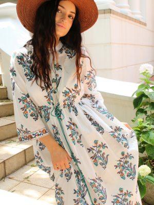 Print dress 5